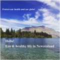 Hello! Eco & Healthy  life in New Zealand