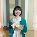 心とカラダがほっとする マクロビ和菓子つきお抹茶カフェ Tea リトリート主宰 伊東由奈さん